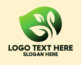 Company - Eco Leaf Company  logo design