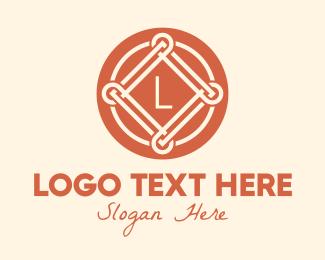Detailed - Luxurious Intricate Lettermark logo design