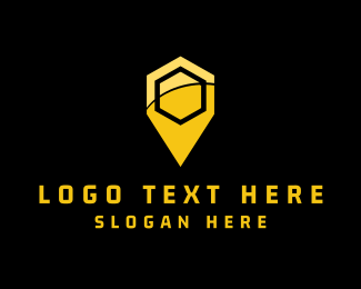 Honeycomb - Hive Place logo design