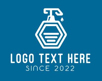 Liquid - Liquid Soap Bottle logo design