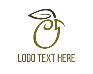 Greece - Elegant Olive logo design