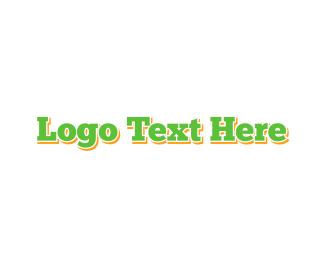 Learning Center - Green & Classic logo design