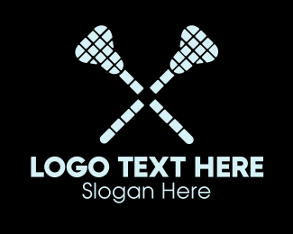 Lacrosse - Lacrosse Sticks logo design