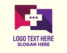 Management - Medical Consultation Messaging App logo design