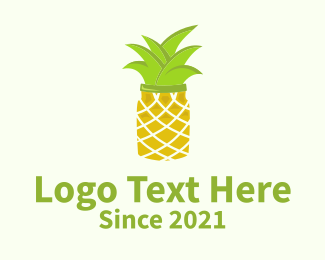 Pineapple Jar Logo