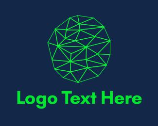 Neon - Neon Connections logo design