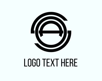 Act - Abstract Letter A logo design
