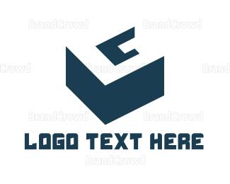 Letter G - Abstract Letter G logo design