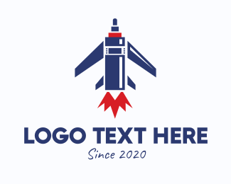 Vaping - Vape Jet logo design
