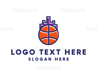 Mvp - City Basketball  logo design