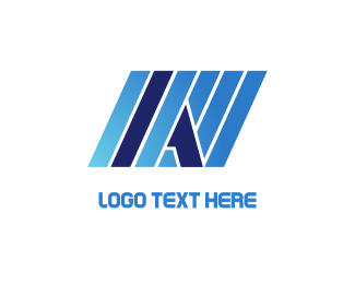 Aviation - Aviation Lines logo design