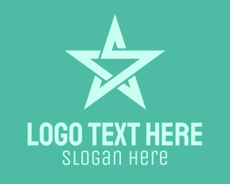 Cool - Star Letter S logo design