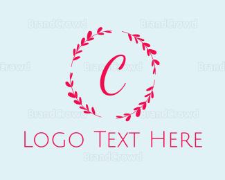 Beauty - Beauty  Bright Wreath logo design