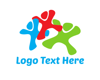 Help - Colorful Kids logo design