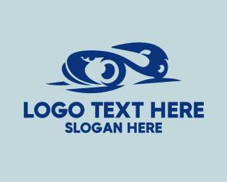Unique - Unique Car Symbol logo design