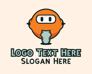 Cartoon - Cute Cartoon Avatar logo design
