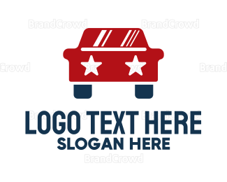 Political - Star Car logo design