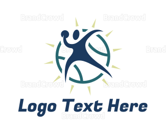 Mvp - Abstract Pitcher logo design