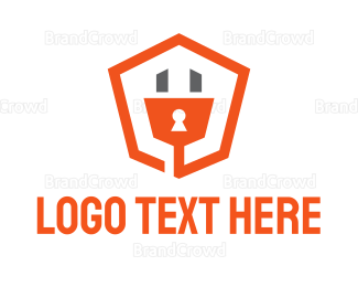 Plug - Plug Key logo design