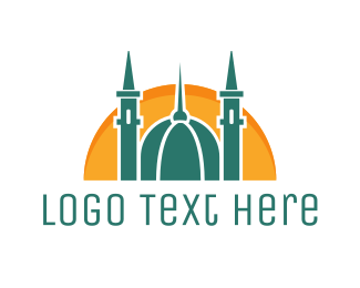 Orient - Islamic Religion logo design