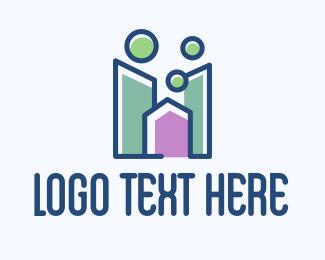 Child - Child Home Orphanage logo design