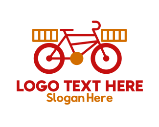 Mtb - Delivery Bike  logo design