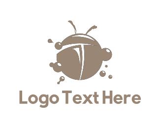 Bubble - Bubble Bug logo design