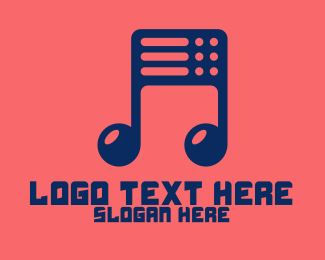 Digital - Digital Audio Music logo design