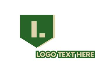 Military - Military Green Emblem logo design
