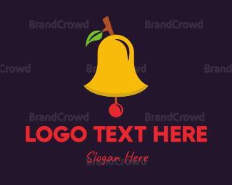 Bell - Bell Fruit logo design