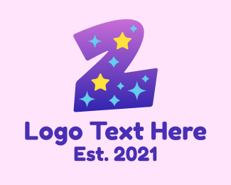 Starry - Starry Two logo design