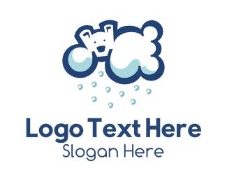 Polar - Polar Cloud logo design