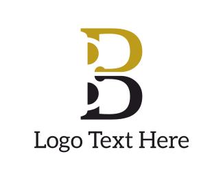 Trading - Vintage Abstract B logo design