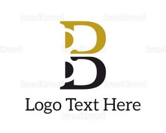 Banking - Vintage Abstract B logo design