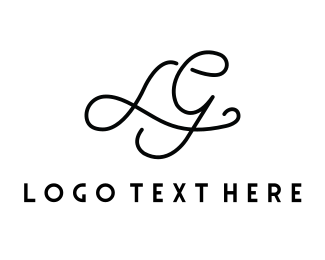 """Luxury Letter L&G"" by Darijus"