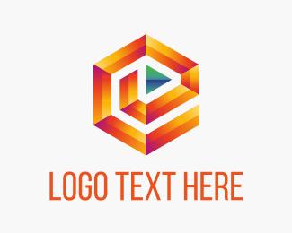 Media Agency - Media Maze logo design