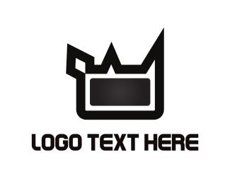 Cinema -  Black Rhino logo design