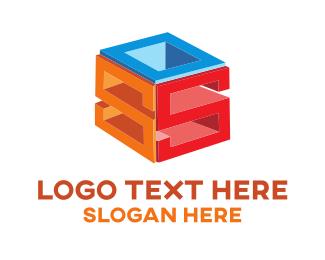 Letter O - S & O logo design