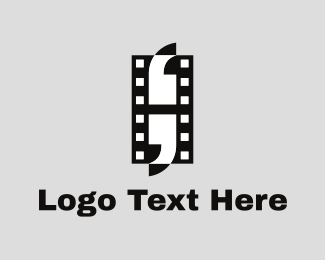 Quote - Film Quotes logo design