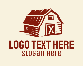 """Vintage Farm Barn"" by town"