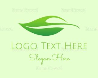 Organic - Organic Leaf logo design