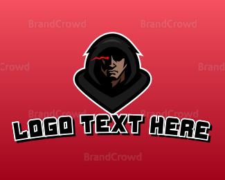 Fiction - Hood Strange Man logo design