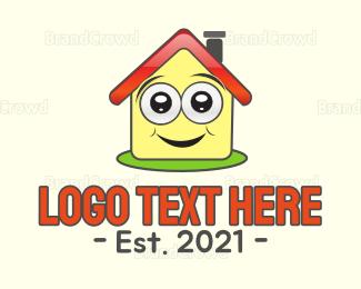 Animation - Happy House logo design