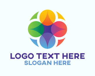 Business - Colorful Business Community logo design