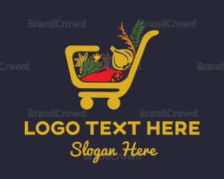 Store - Grocery Store logo design