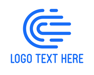 Boost - Fast Connection logo design
