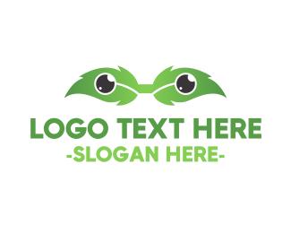 Eyeglasses - Eco Eyeglasses logo design