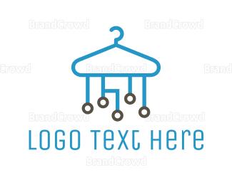Cleaning Services - Tech Hanger logo design