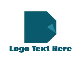 Tag - Blue Tag logo design