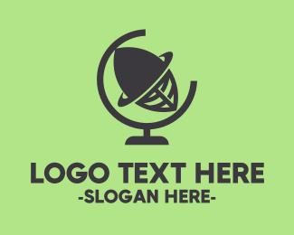 Global - Global Leaf logo design